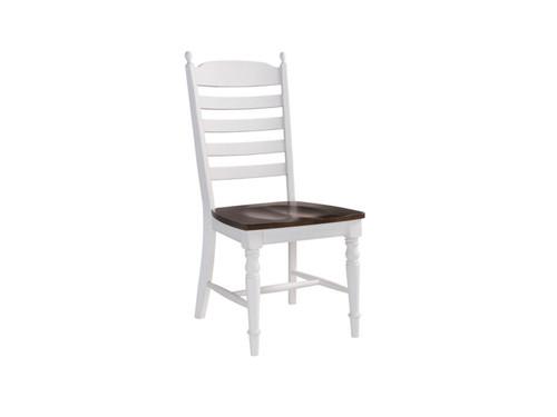Belgium Farmhouse Ladderback Chair
