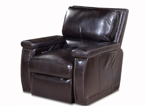 Power reclining chair 8250.  Collection Available as Sofa, Love Seat, Chair, Ottoman, or Power Recliner. All leather.  Hand crafted in Utah