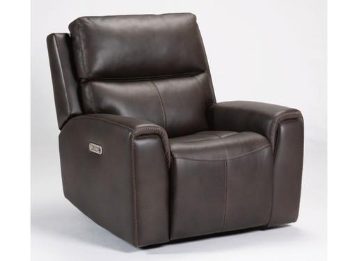 Jarvis zero gravity recliner- Leather Mica