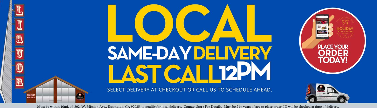 Order Online or Call The Store & Place Your Order For Curbside Pick-UP!