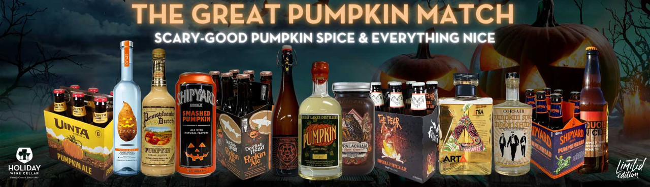 The Great Pumpkin [Libation] Match is Found at HWC!