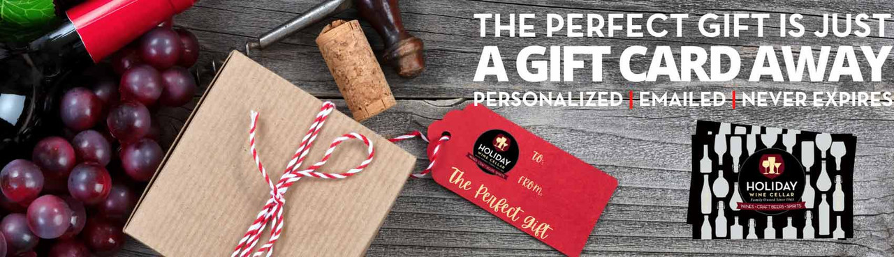 The Perfect Gift Is only a Gift Card Away - Personalize, Email, & rest-easy knowing they NEVER EXPIRE!