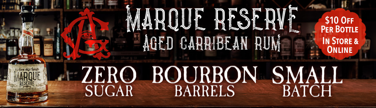 Save $10 OFF Marque Reserve Exxtra Añejo Rum - 2 Bottle Max.