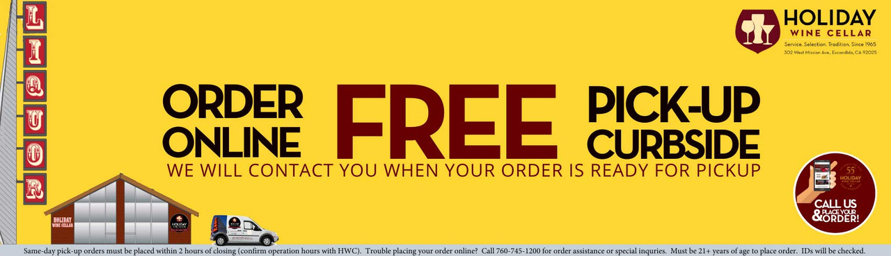Order online and pick up Curbside for free! It's fast, easy, and convenient.