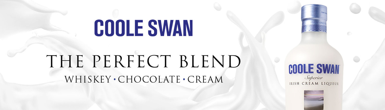 Coole Swan - The Perfect Blend of Whiskey, Chocolate, and Cream
