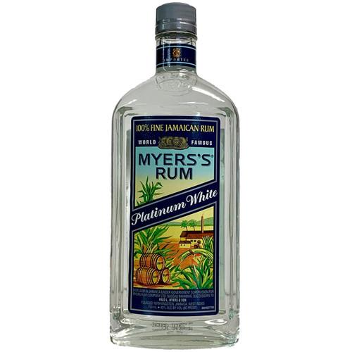 Myers Platinum White Rum