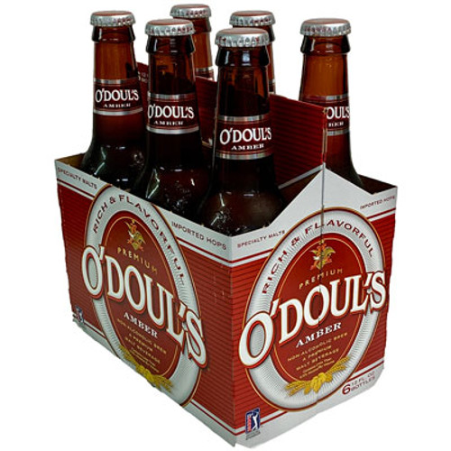 O'Doul's Amber Non Alcoholic Beer 6-Pack
