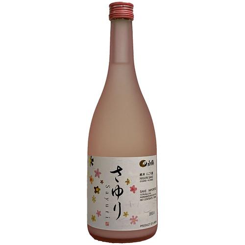 Hakutsuru Sayuri Little Lily Nigori Sake 720ML