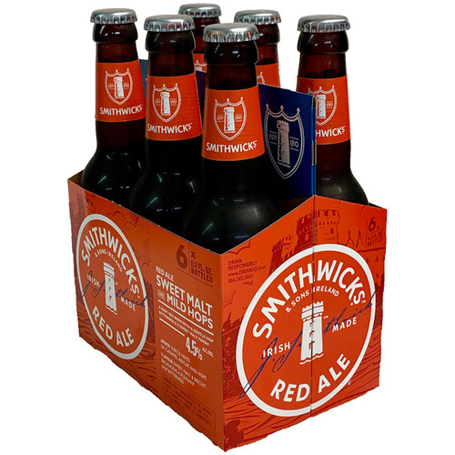 Smithwicks Red Ale 6-Pack