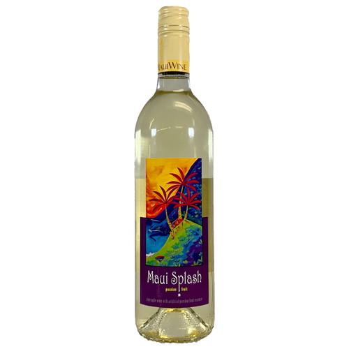 MauiWine Maui Splash Pineapple Passionfruit Wine