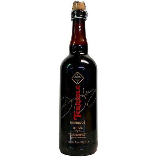 Unibroue Terrible Belgian-Style Quadruple Ale