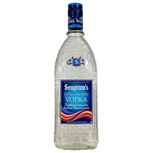 Seagrams Extra Smooth Vodka