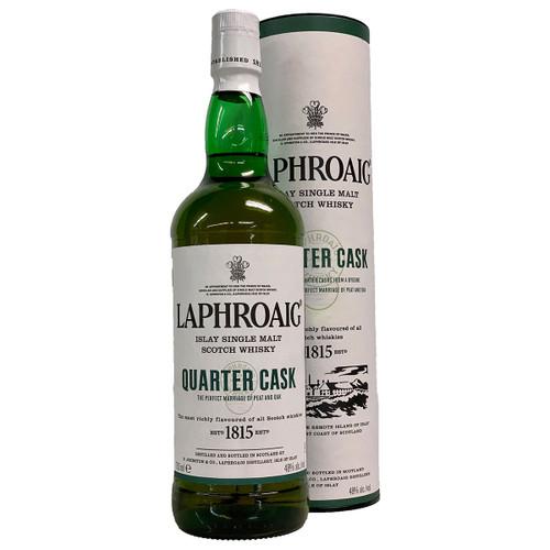 Laphroaig Quarter Cask Scotch
