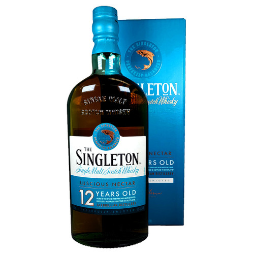 Singleton 12 Year Glendullan Single Malt Scotch Whisky