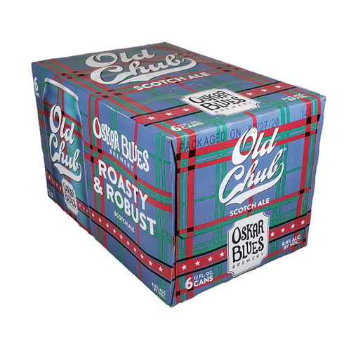 Oskar Blues Old Chub Scotch Ale 6-Pack Can