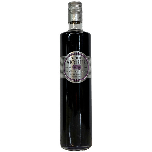 Rothman and Winter Creme De Violette Liqueur