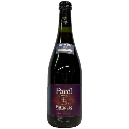 Panil Barriquee Sour Oak Aged Red Ale