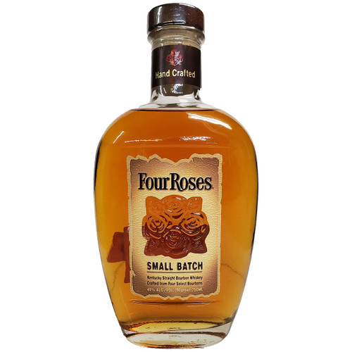 Four Roses Small Batch Kentucky Straight Bourbon Whiskey