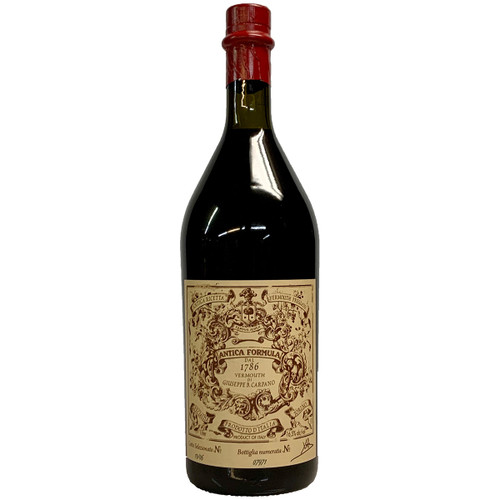Carpano Antica Vermouth 1.0L