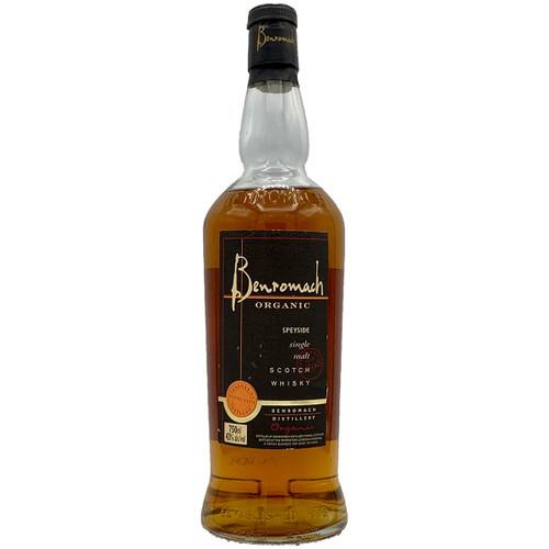 Benromach Organic Speyside Single Malt Scotch