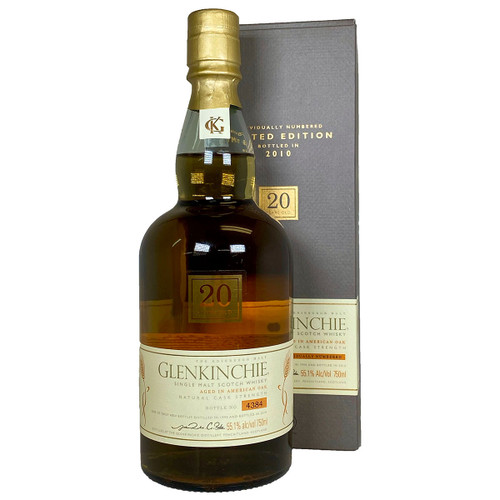Glenkinchie 20 Year Old Lowland Scotch Whisky