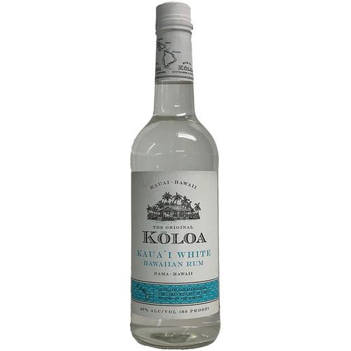 Koloa Kauai White Rum