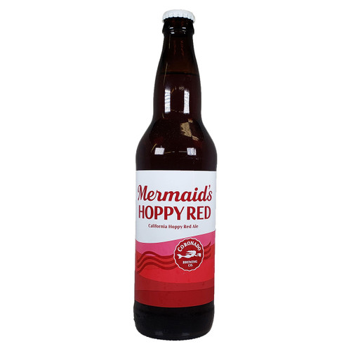 Coronado Mermaid's Hoppy Red