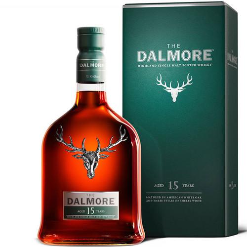 The Dalmore 15 Year Highland Single Malt Scotch