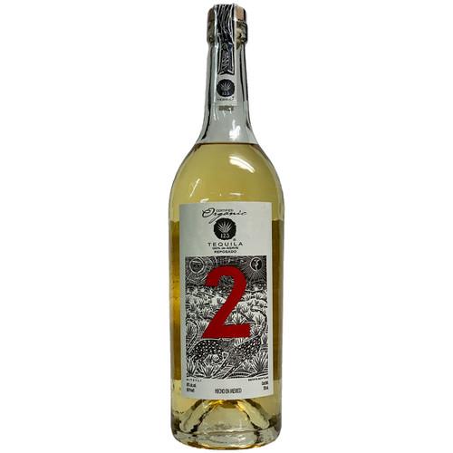 123 Organic Tequila Reposado (2)