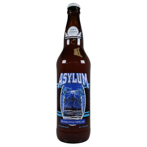 Left Coast Asylum Belgian-Style Tripel Ale
