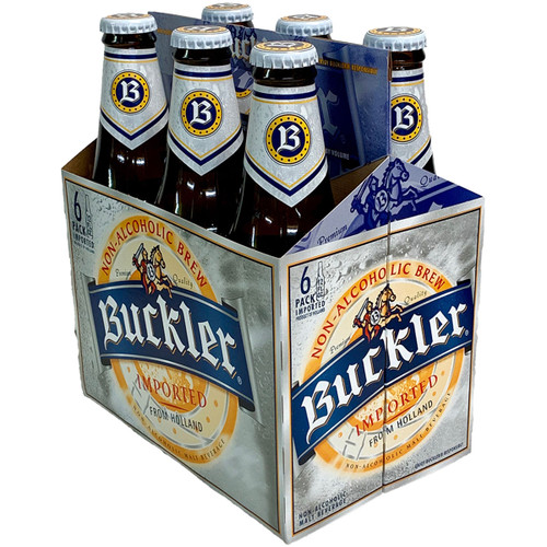 Buckler Non Alcoholic 6-Pack