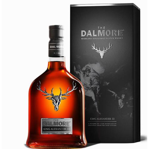 The Dalmore King Alexander III Single Malt Scotch Whisky