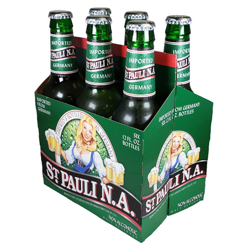 St Pauli Girl Non-Alcoholic 6-Pack