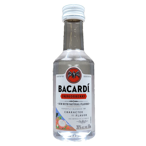 Bacardi Dragon Berry Rum 50ML