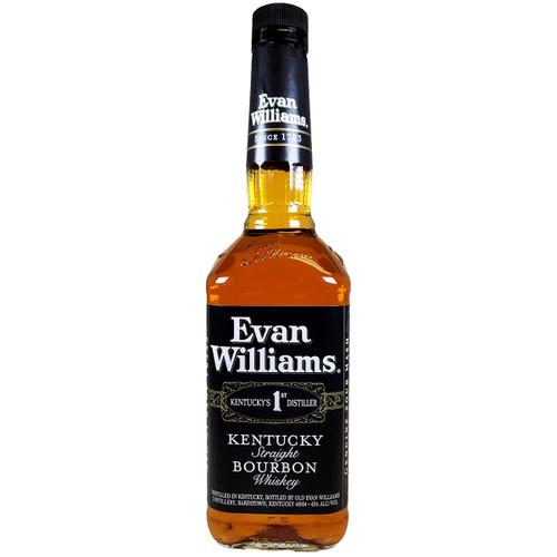 Evan Williams Extra Sour Mash Bourbon Whiskey