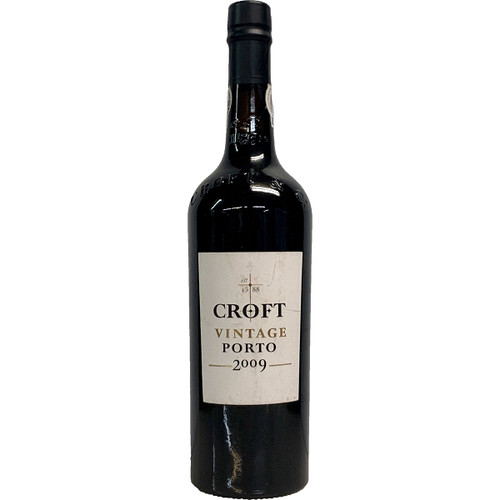 Croft 2009 Vintage Port