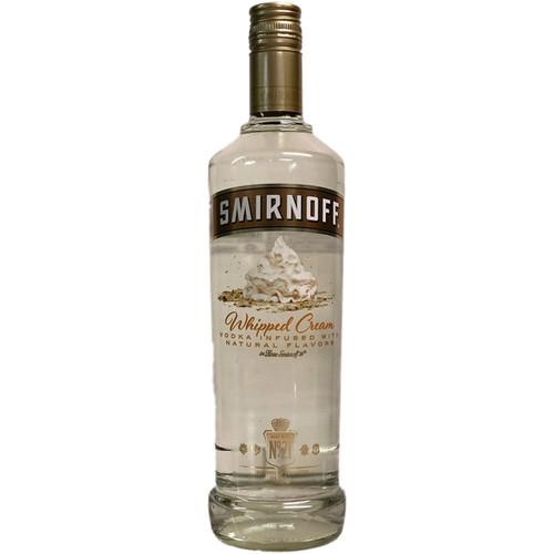 Smirnoff Whipped Cream Vodka