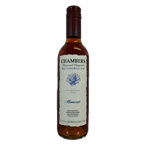 Chambers Rosewood Vineyards Rutherglen Muscat 375ML
