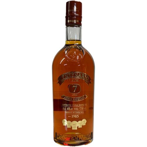 Centenario 7 Year Anejo Especial Rum
