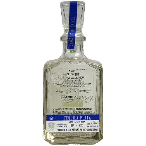 Cava De Oro Tequila Plata