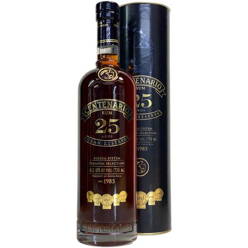 Centenario 25 Year Old Gran Reserva Rum