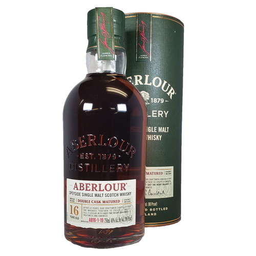 Aberlour 16 Year Speyside Scotch Whisky