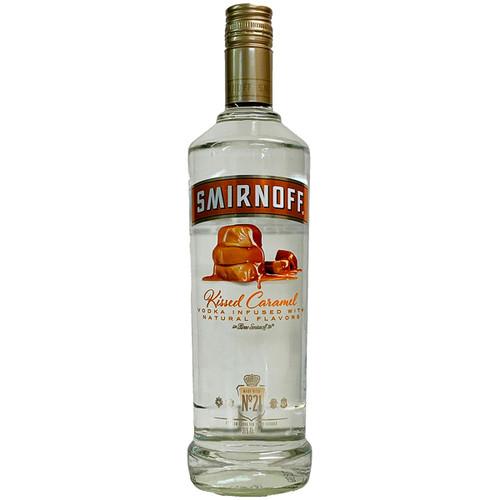 Smirnoff Kissed Caramel Flavored Vodka