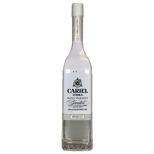 Cariel Batch Blended Vodka