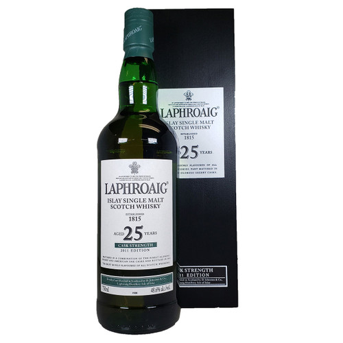 Laphroaig 25 Year Sherry Cask Scotch Whisky
