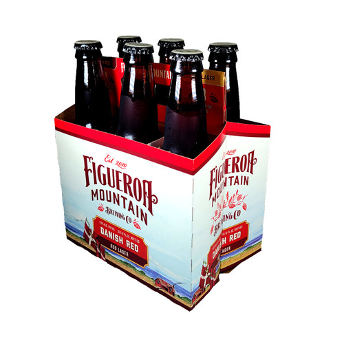 Figueroa Mountain Danish Red Lager 6-Pack