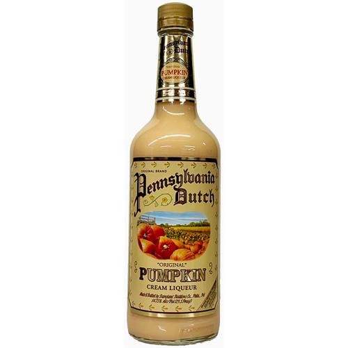 Pennsylvania Dutch Pumpkin Cream Liqueur