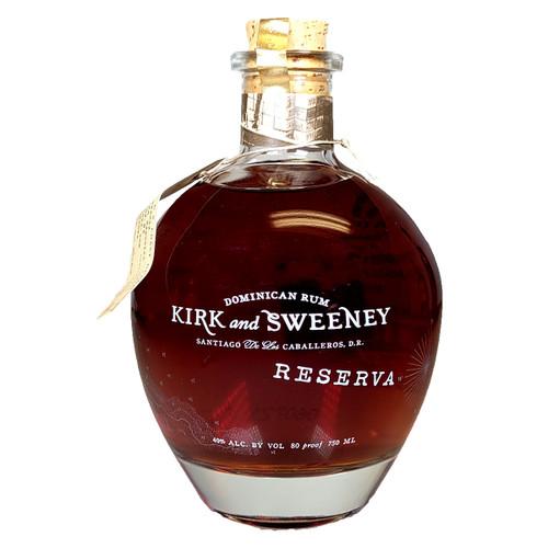 Kirk & Sweeney Reserva Dominican Rum