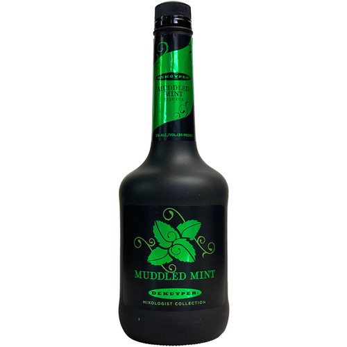Dekuyper Mixologist Collection Muddled Mint Liqueur
