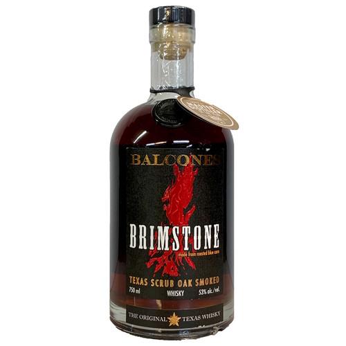 Balcones Brimstone Corn Whisky